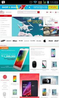 Ada Toko Gadget Online Pendatang Baru Masuk Indonesia JD.id