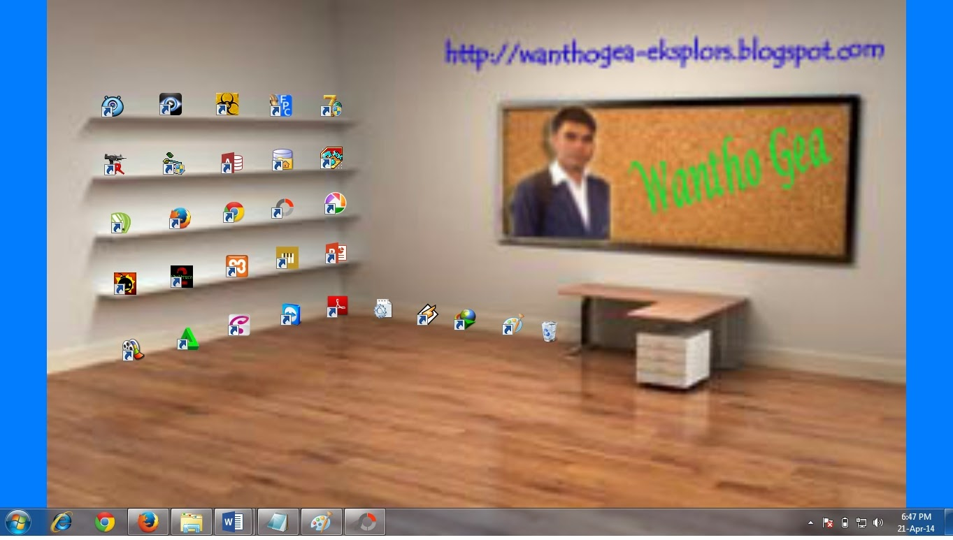 Software Dekstop Icon Toy 4.7 Full Version | Sharing