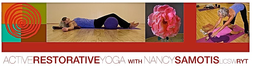Nancy Samotis Restorative Yoga