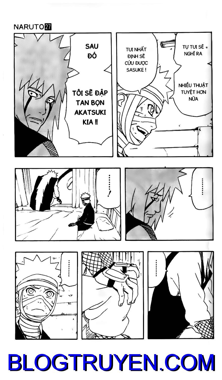 Naruto chap 237 Trang 18 - Mangak.info