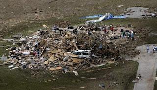 Tornado disasters