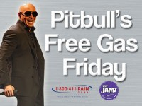 411 Pain Pit Bull Free Gas Friday