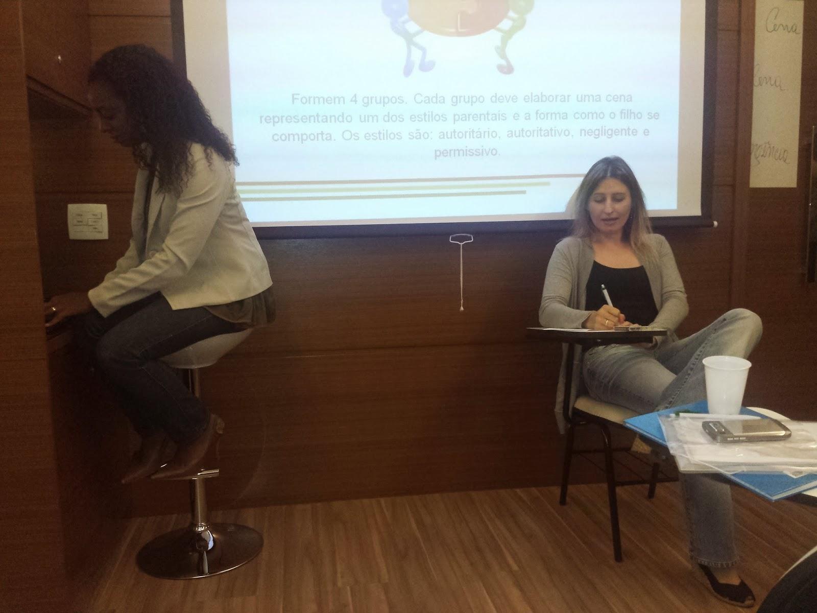 Workshop em Brasília - Métodos de Avaliação e Treinamento das Habilidades Sociais 7