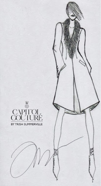 Hunger Games Catching Fire Trish Summerville Capitol Couture