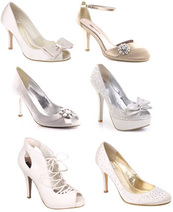 Fashion Wedding Shoes 2012