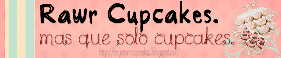 Rawr Cupcakes