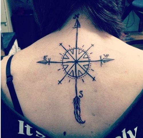 Compass Tattoos Best Compass Tattoos