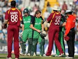 Ireland Beat West Indies in World Cup 2015
