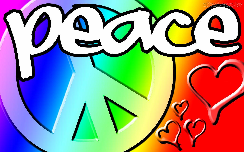 paz amor imagen