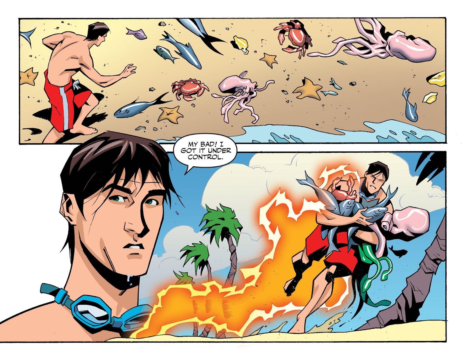 The Flash: Season Zero [I] Issue #11 #11 - English 13