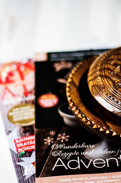Living at home, Sweet Dreams, Lieblingszeitschrift, Weihnachtsinspiration,