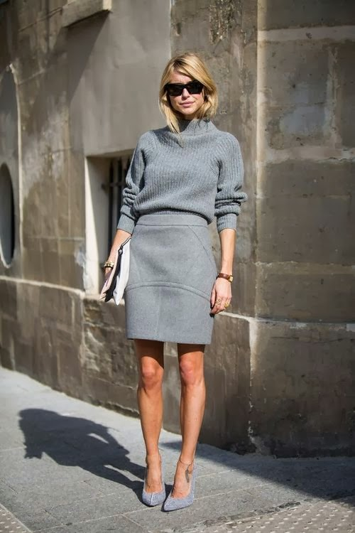 Look De Pernille Fashion Blogger Street Style Turtleneck