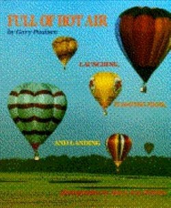 bookcover of Full of Hot Air by Gary Paulsen
