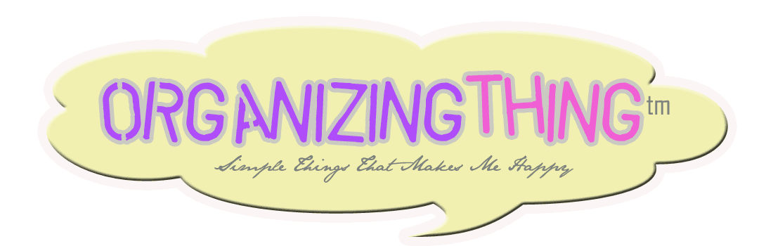 Organizing Thing