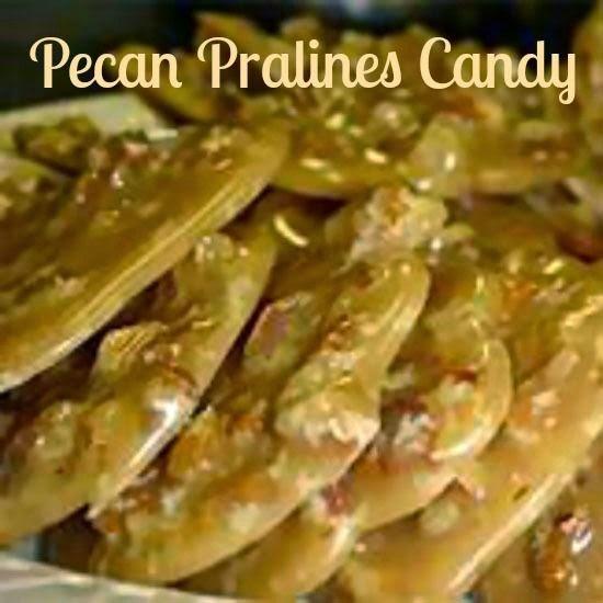 Pecan Praline Recipe