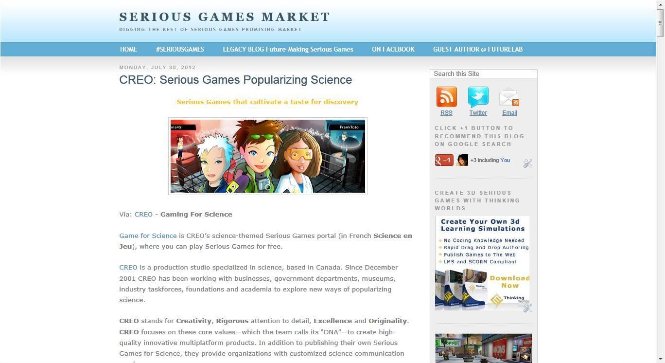 Serious game - Wikipedia