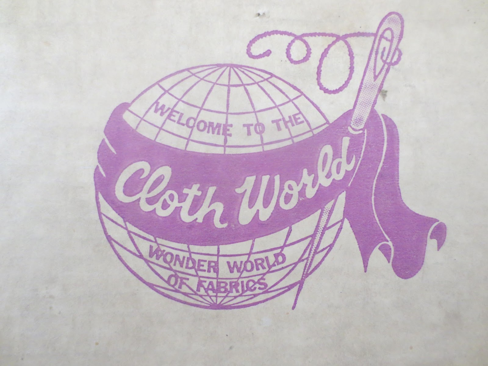 Cloth World Fabric Store via Brentwoodlane