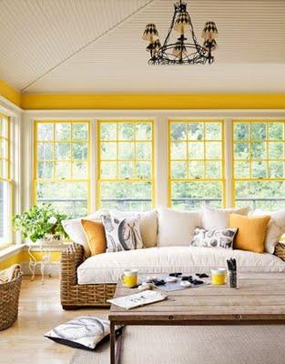 amarelo1 Feng Shui: o Poder do Amarelo
