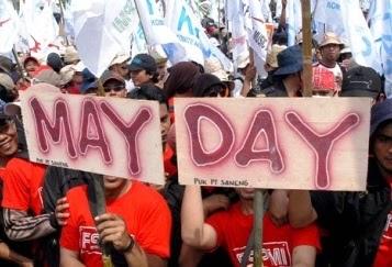 Kilas Sejarah Aksi Buruh Peringati May Day dari Tahun ke Tahun