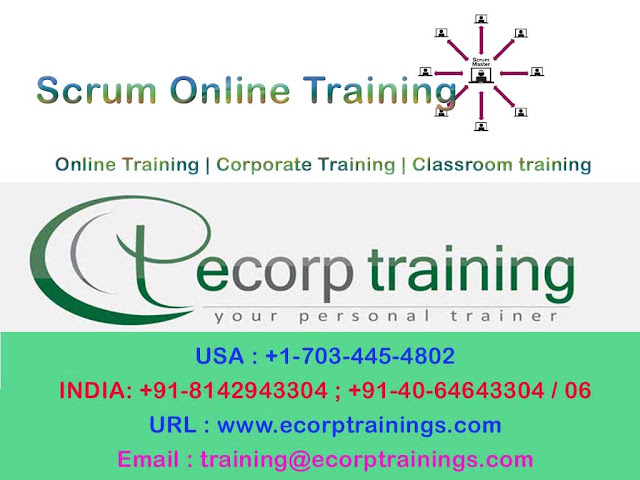 Scrum Online Training | scrum training online