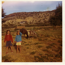 With my Sister, Early '70's!