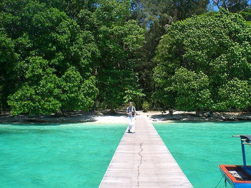 Wisata di Jakarta, Pulau Sepa, Pulau Seribu
