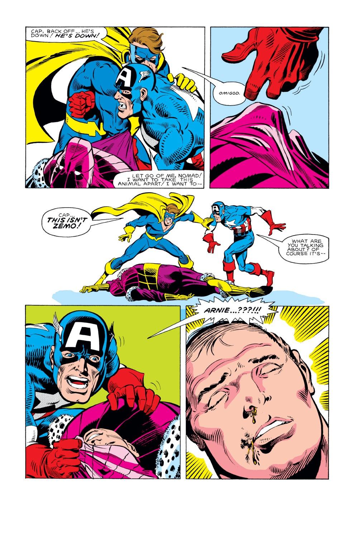 Captain America (1968) Issue #295 #223 - English 21