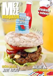 Online gastro magazin Mezze
