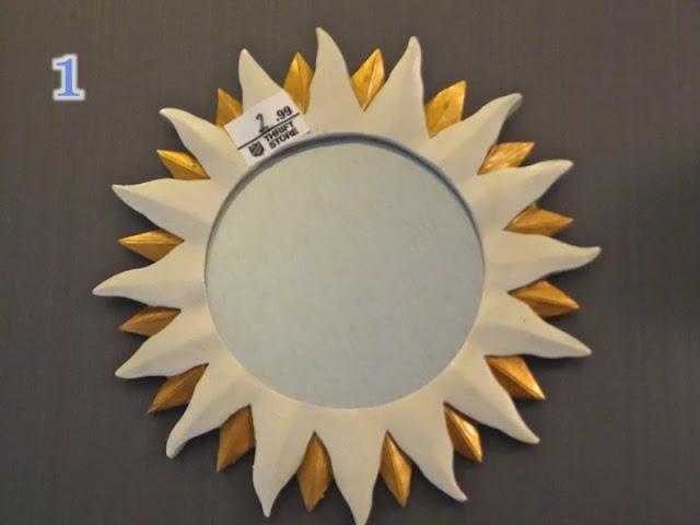clean sun mirror