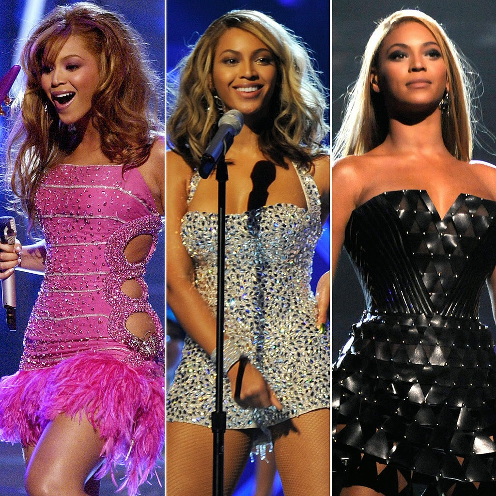 http://www.popsugar.com/celebrity/Beyonce-Best-Grammy-Moments-Performances-33679586#photo-33679586