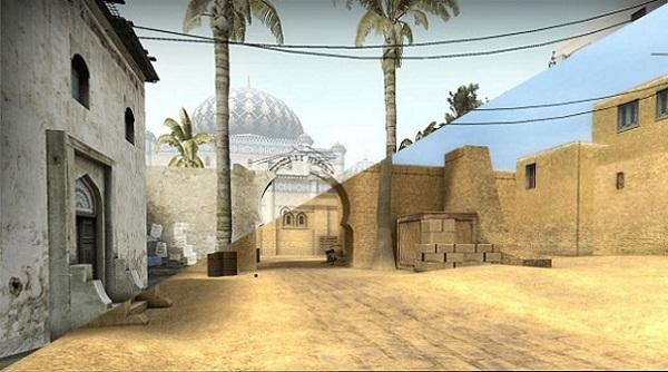 Antes e Depois! - Mapas Clássicos em CS:GO