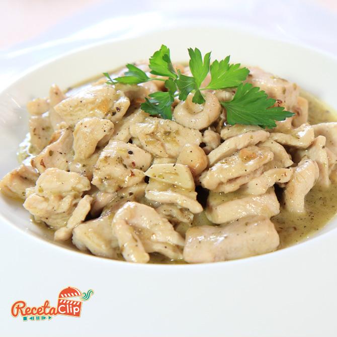 pollo, salsa, vino, receta, cocina, pollo en salsa, receta de pollo