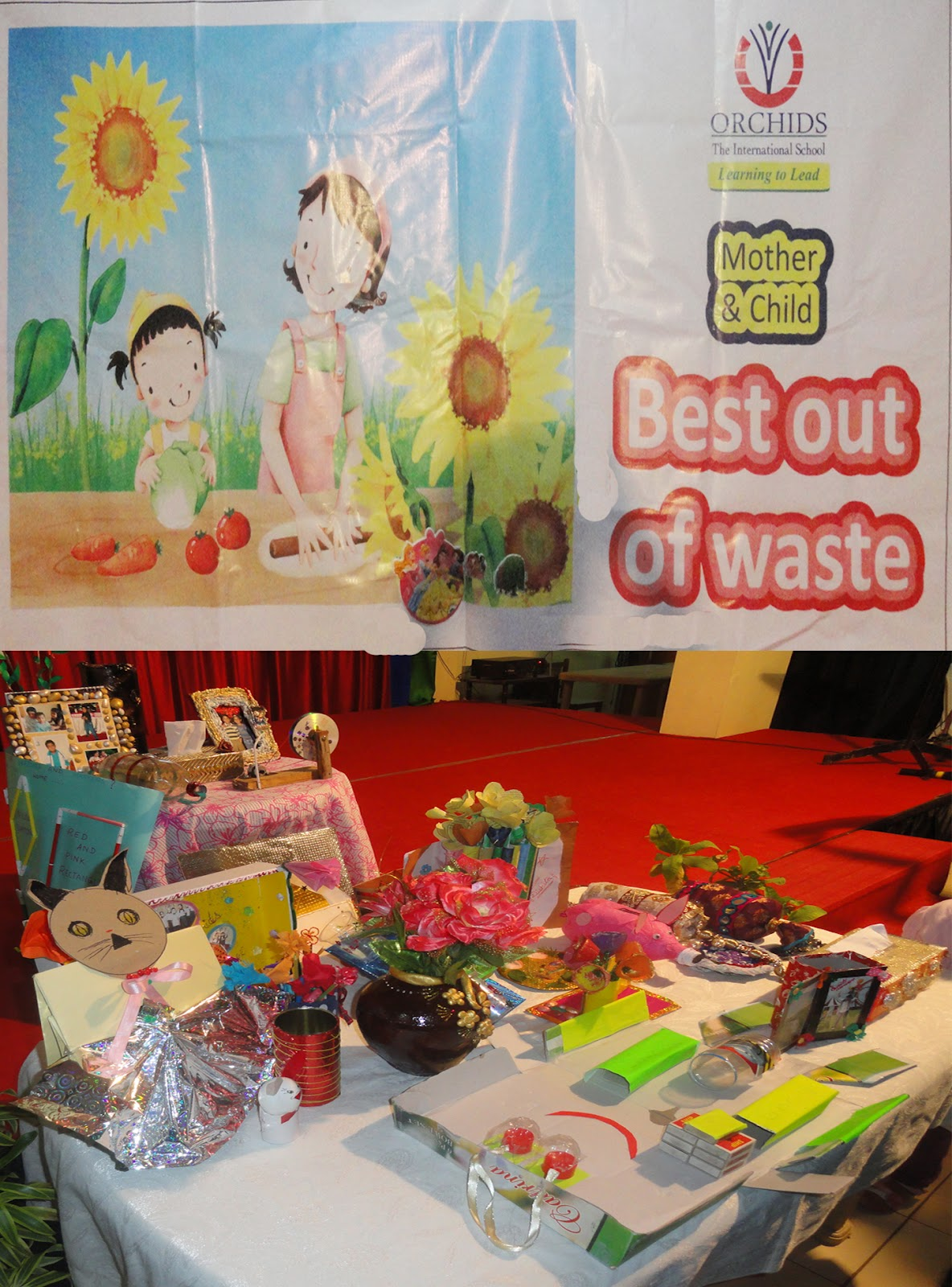 Best out of waste videos best out of waste visage the for What is best out of waste