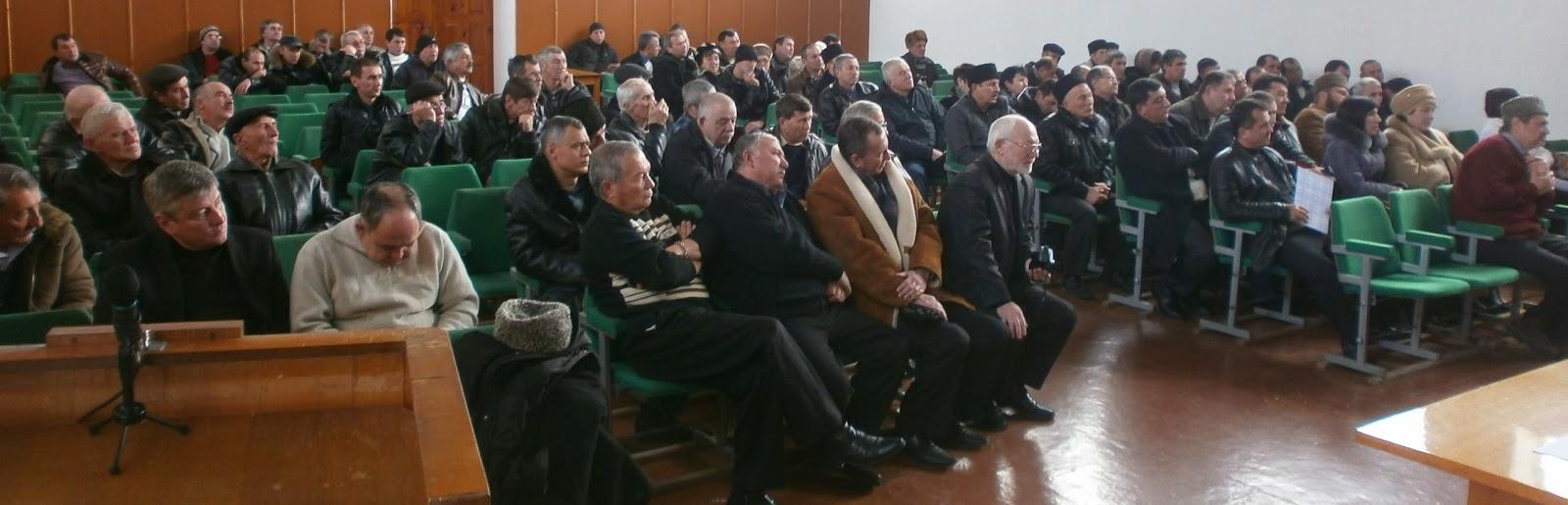 Чубаров усиливает работу региональных меджлисов