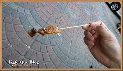 makanan lok ching kelantan,lok cing di kelantan,apa itu lok ching,kuah lok ching,resepi lok ching,stok lok ching di kuala lumpur,sate ikan kelantan,satay ikan lok ching,cara masak lok ching