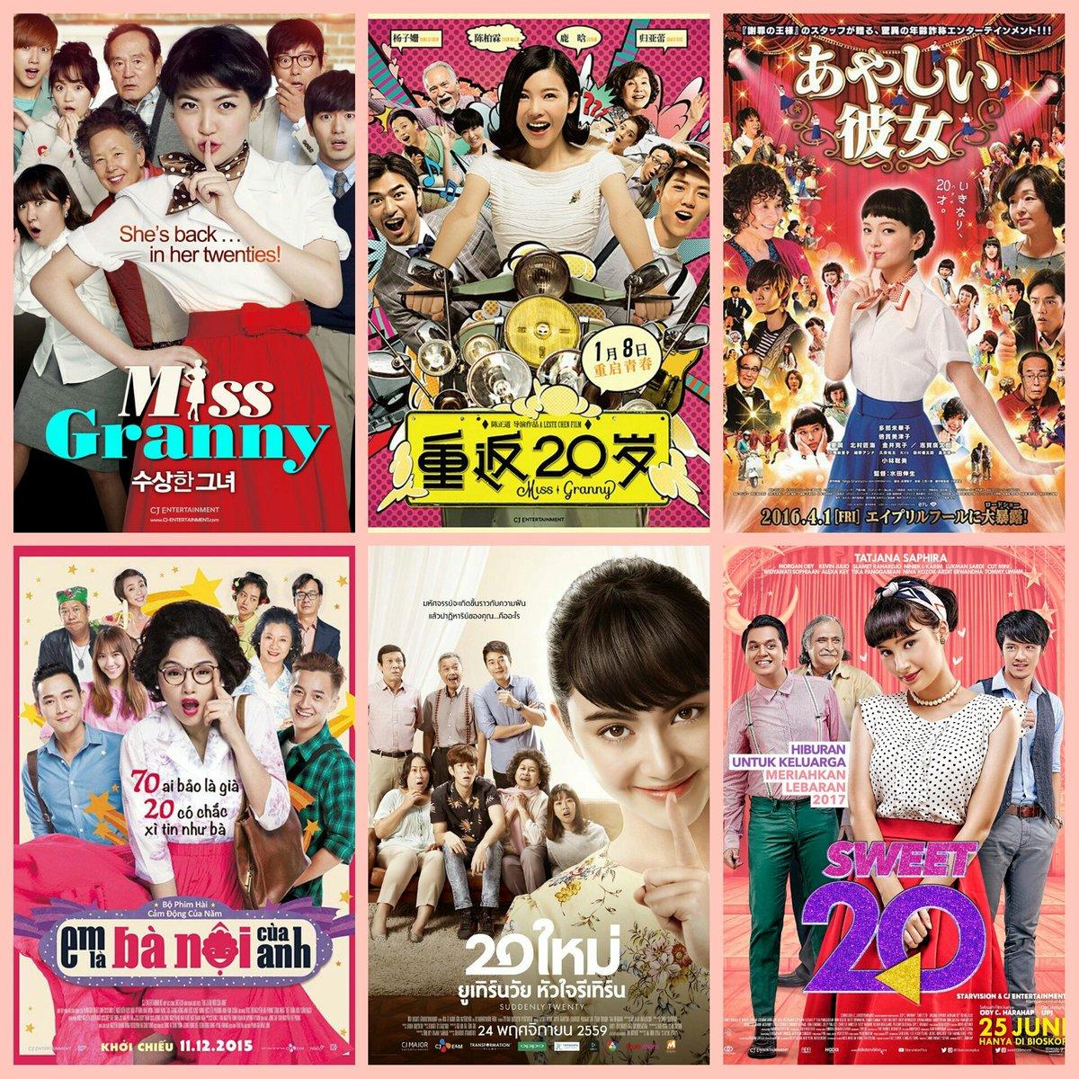Endang Setiawati: [Review] Sweet 20 - Film Adaptasi dengan