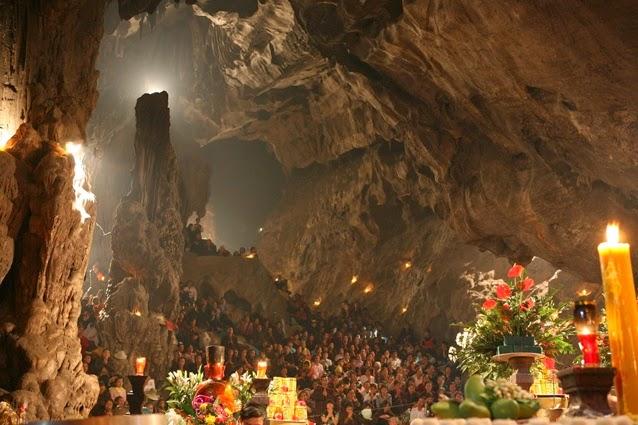 Du lịch chùa Hương 1 ngày.