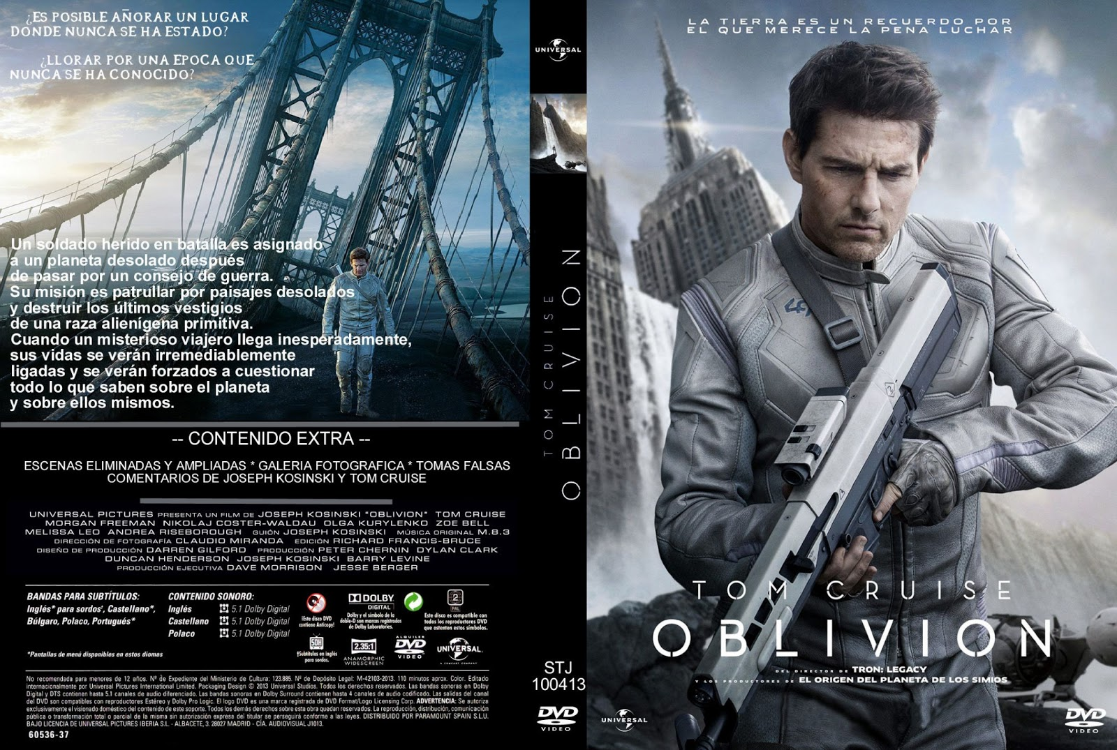Oblivion Espanol