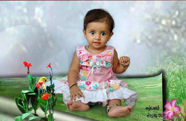 Baby Angel Photos