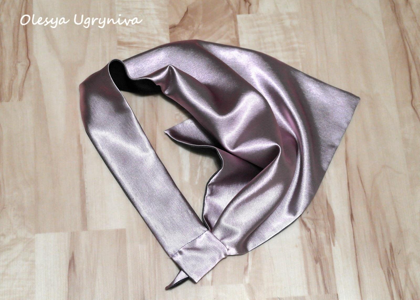 Как сшить шейные платки женские фото 197