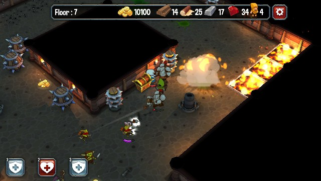 Super Dungeon Run Free Download PC Games