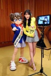 conan jiyoung 200x300 Ex Kara Jiyoung fará parte do elenco de Detective Conan