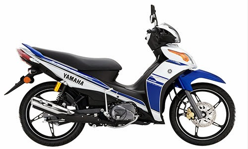 yamaha lagenda 115zr fuel injection 2013 warna