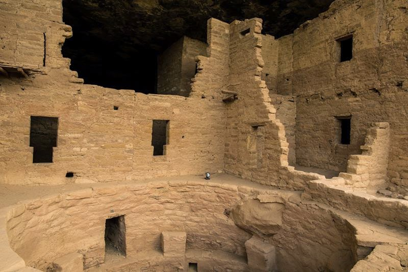 Spruce Tree House. Mesa Verde NP.