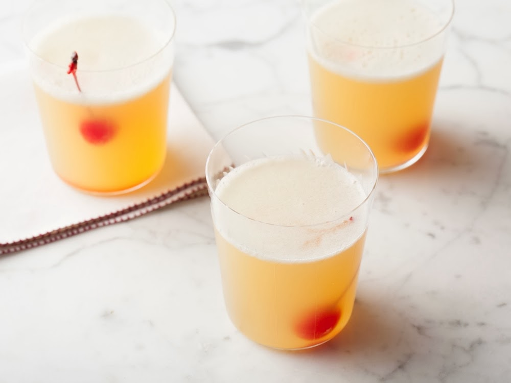 Ina Garten's Whiskey Sours: