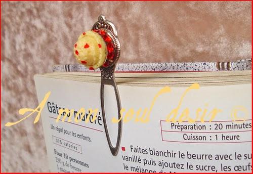 Marque Page Crème Glacée Glace Gourmand Gourmandise Kawaii Yummy Ice Cream Jewelry BookMark Délice Glacé