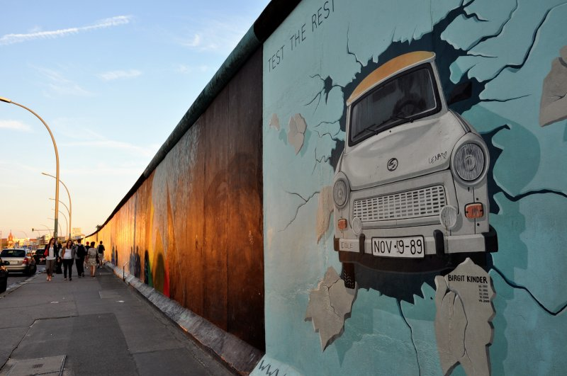 Muro de Berln: East Side Gallery