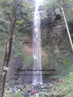 bandung waterfall