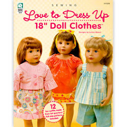 "Love to Dress Up 18"" Dolls"