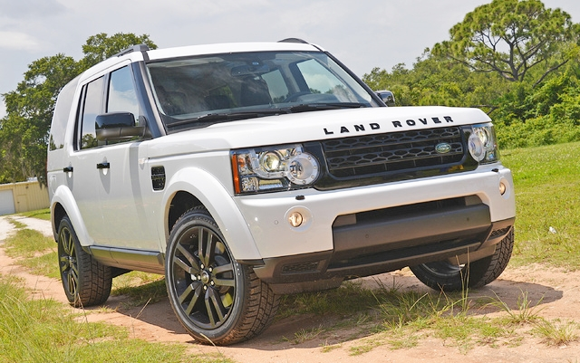 2016 Land Rover LR4 Review